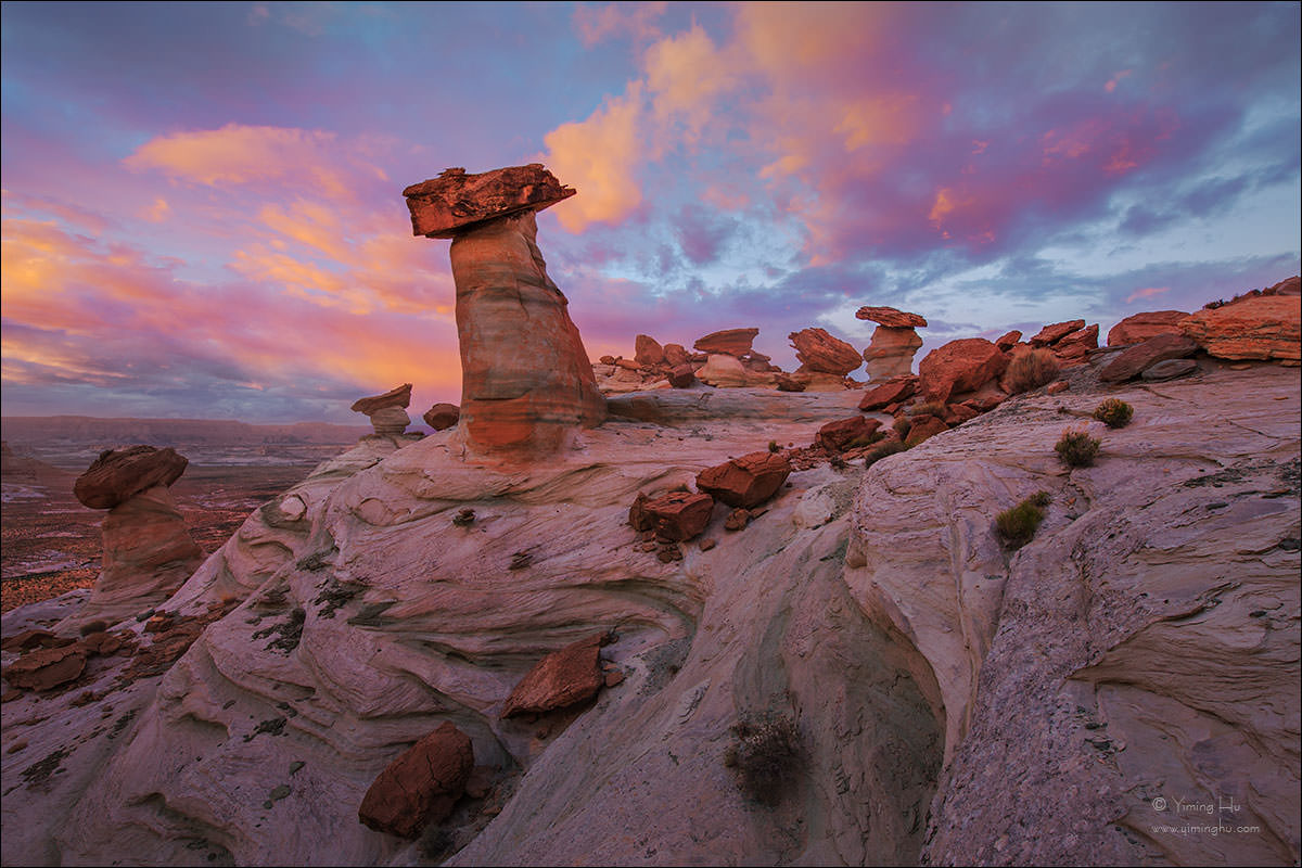 Yiming Hu S Landscape Photography Gallery Deserts And